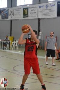 Baloncescto C.A.Montemar Alicante - Infantil 2003 - Temporada 2016 2017